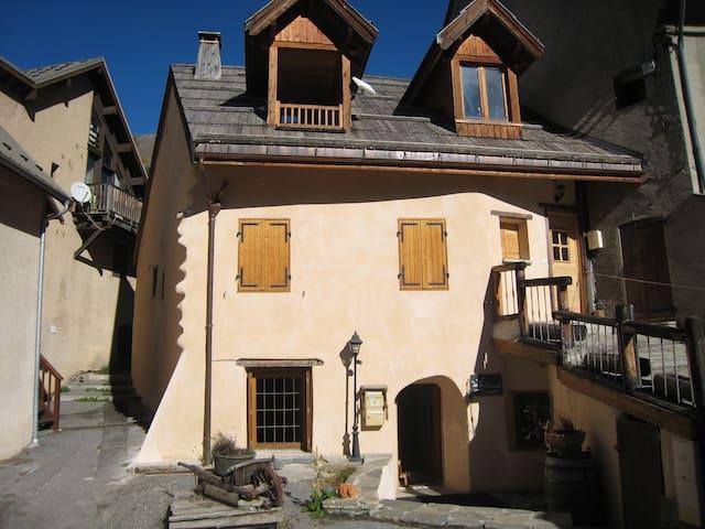 la victorine; - Le Monêtier-les-Bains - Apartamento