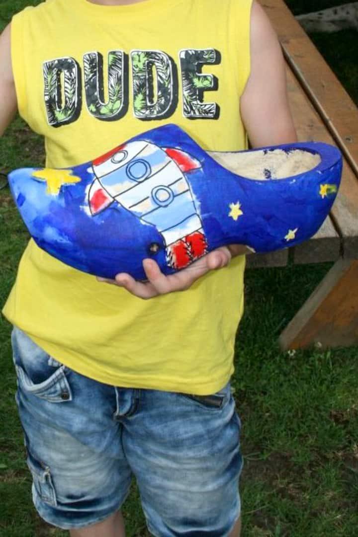 Like my Wooden Shoe?
