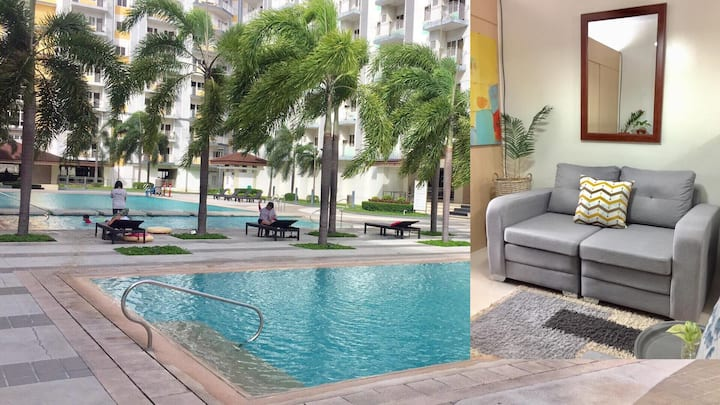 20% OFF MONTHLY HOMIEST 1BR Near NAIA SM SUCAT