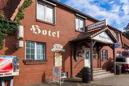Landhotel & Brauhaus Prignitzer Hof in Pritzwalk