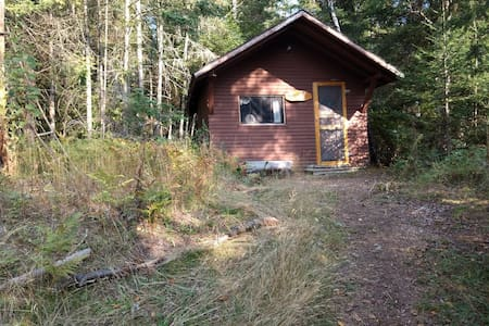 Wolf Cabin at Wilderness Wind