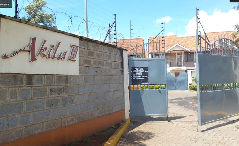 Secure Housing close to Airport - Nairobi