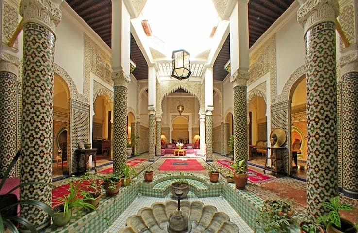 AUTHENTIC MOROCCAN HOUSE: DAR EL MOUHIT - Salé - Bed & Breakfast