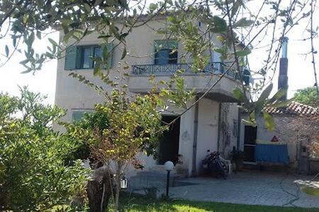 villa  on the Hill near ancient olympia zacharo - Zacharo - Haus