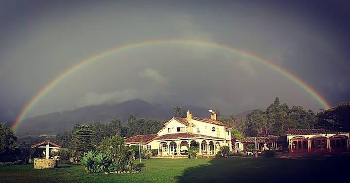 Hacienda El Pinar del viento (ENTIRE HOUSE)