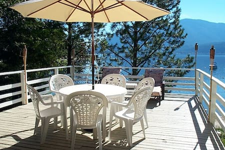 Shuswap Lakefront Getaway - Chase - Cottage