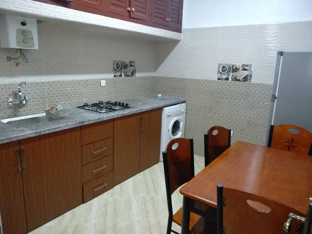 cozy apartment in tetouan city center