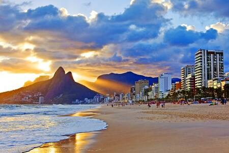 Bedroom in the best  location of Ipanema - Rio de Janeiro