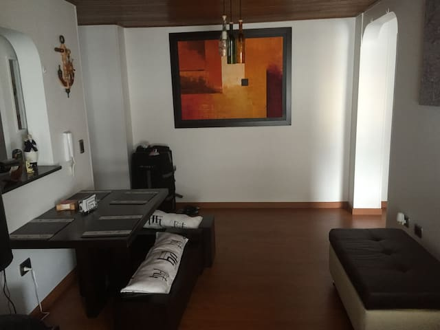 One bedroom Apartment @ Bogota Best Location!!! - Bogotá - Apartment