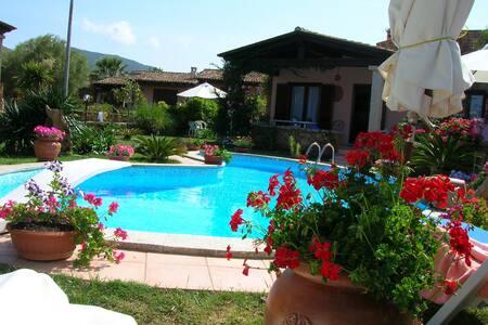 Villa con piscina Miriacheddu - サンテオドロ - 別荘