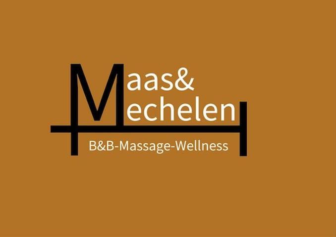 Maas&Mechelen 'B&B - Massage - Wellness'