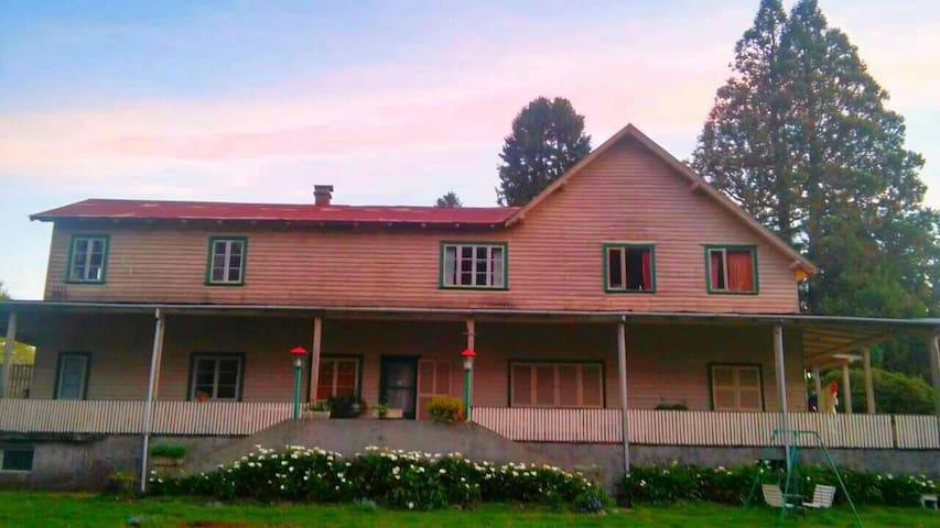 Hospedaje y Agroturismo Amsel - Casa de Lata - House