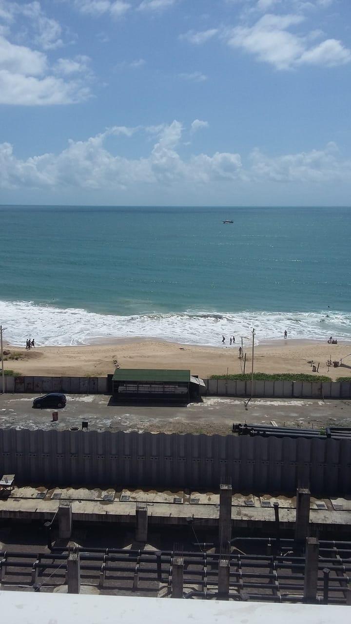 Suíte  individual praia de Iracema, promoção!