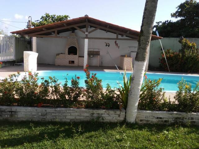 Casa de verão em cabuçu