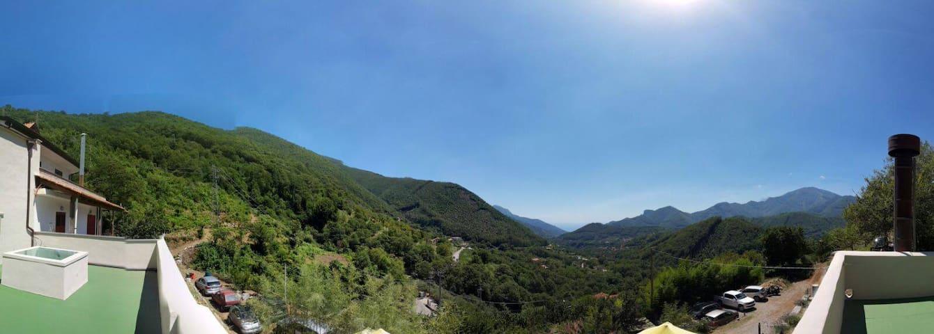 BlueLand, un angolo di pace tra i monti ed il mare - Maiori - Wohnung