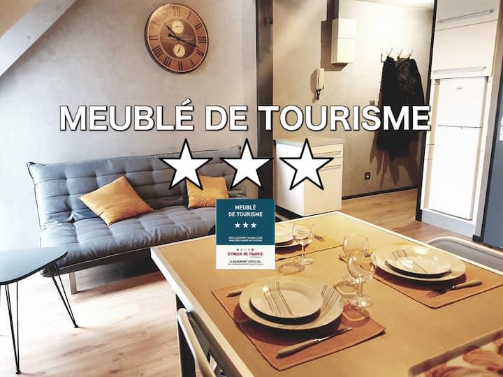 Le Castel Duplex - Meublé de tourisme 3 étoiles***