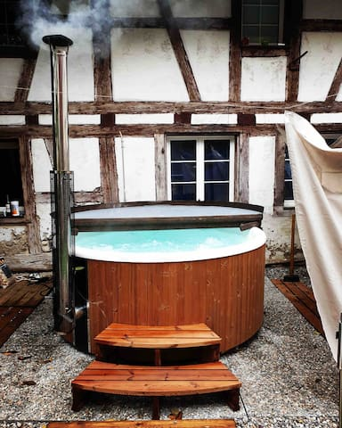 That our amazing Hot Tub