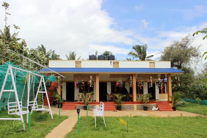 Homestay in a rural setting - Masinagudi - Bed & Breakfast