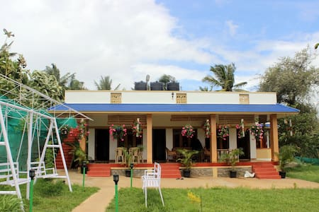 Homestay in a rural setting - Masinagudi