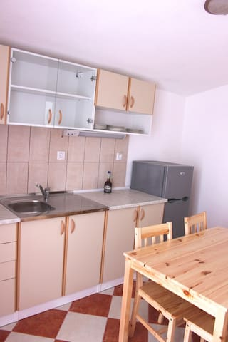 Apartment A03 - Vila Mileva - Mala Rava - บ้าน