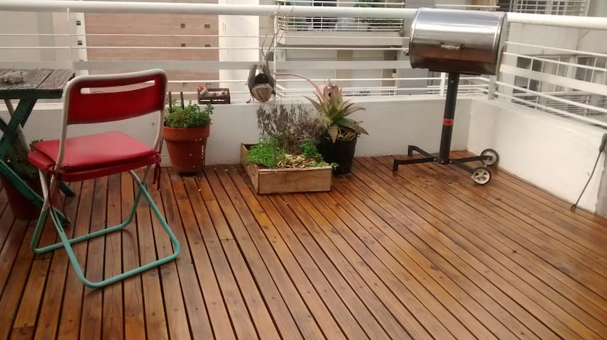 Duplex a 5 cuad. Alto Palermo - ciudad autonoma de Buenos Aires - Appartement