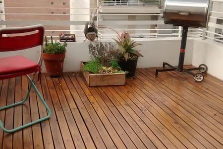 Duplex a 5 cuad. Alto Palermo - ciudad autonoma de Buenos Aires - Apartmen