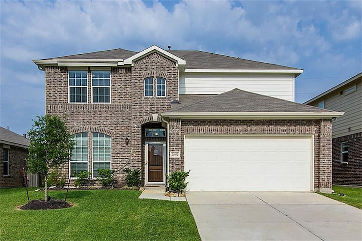Beautiful home in the NW Houston (Tomball) suburbs - Томбал