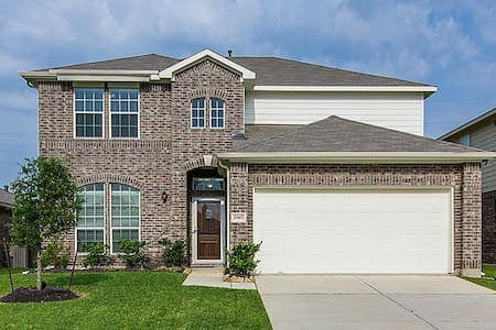 Beautiful home in the NW Houston (Tomball) suburbs - Tomball - Casa