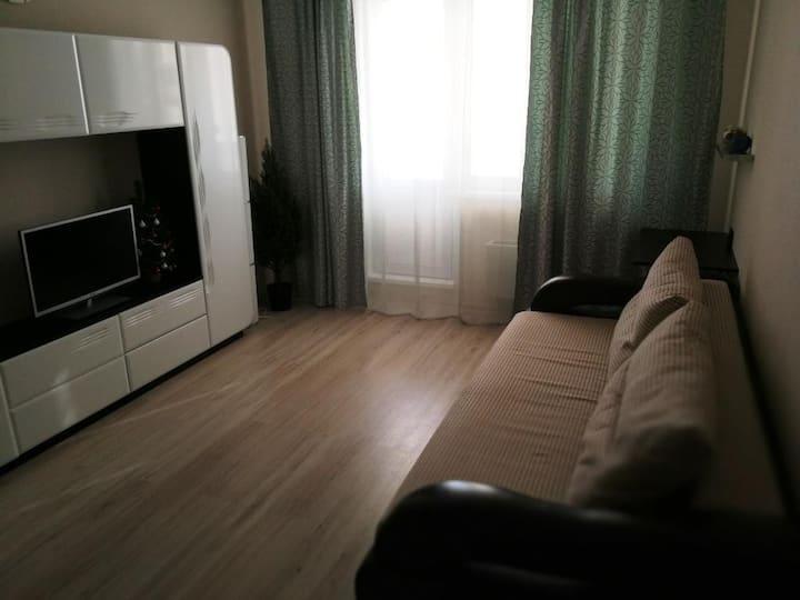 Brand new 1 room flat