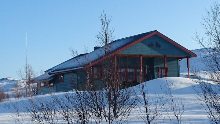 Hytte til leie i Kvalsunddalen