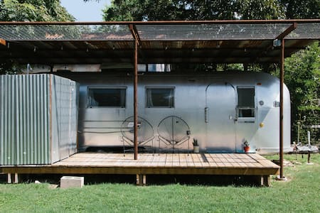 Southtown Airstream - San Antonio - Loftlakás