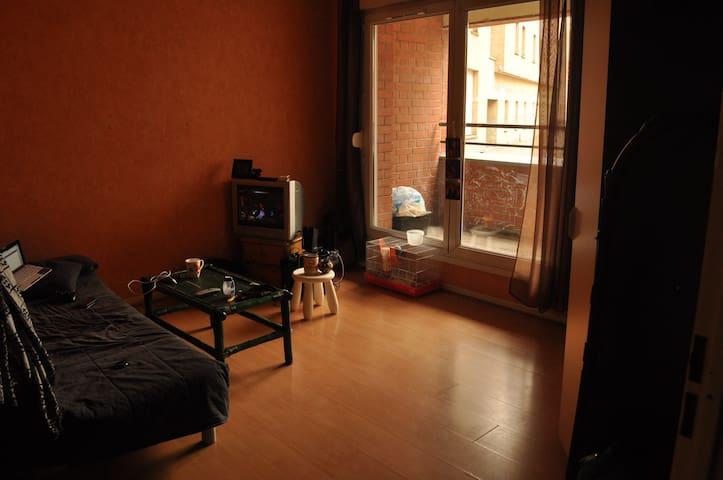 Appartement 28m² avec balcon - ลีลล์ - อพาร์ทเมนท์