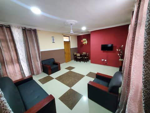 Affordable Fully Furnished 2-Bedroom Apartment