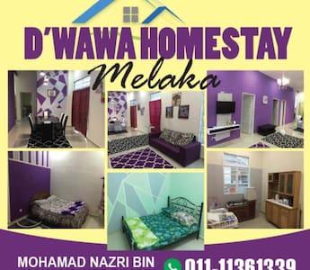 D'Wawa Homestay Melaka