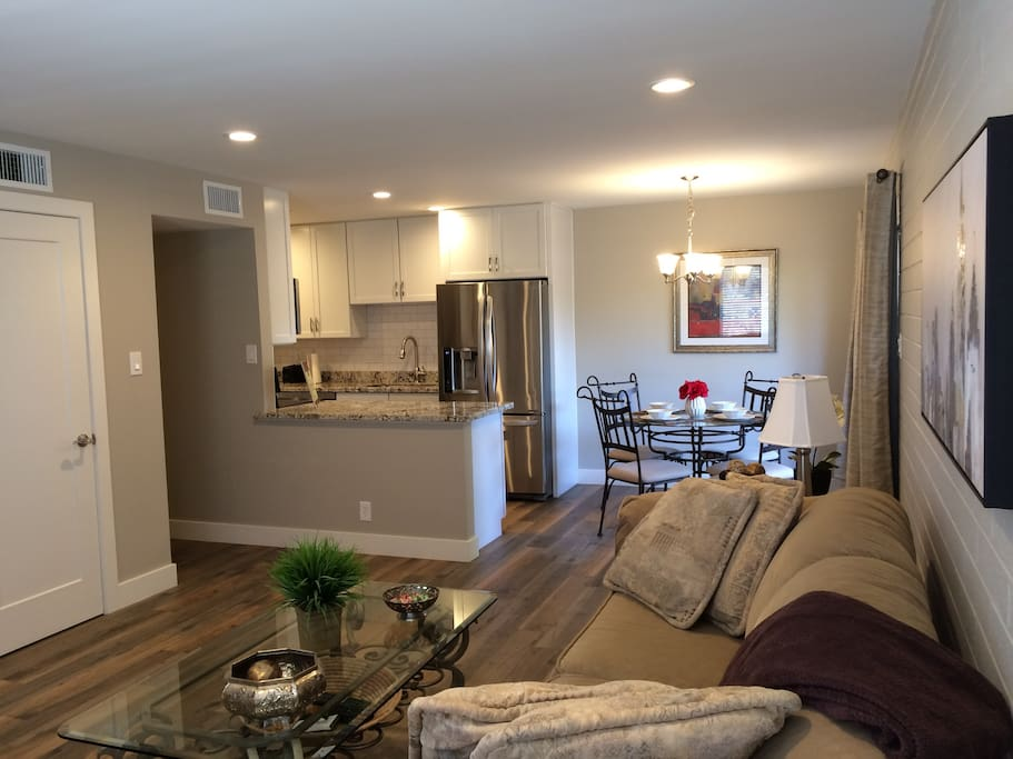 Newly fully renovated condo to enjoy during your Scottsdale stay for work or play!