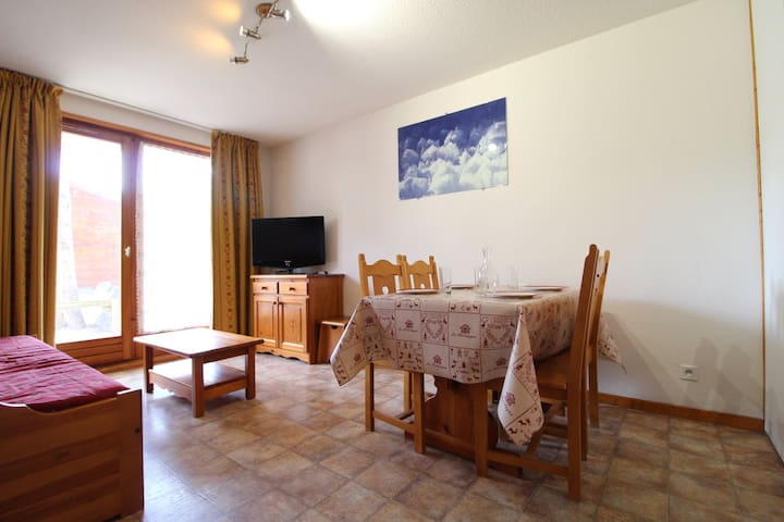 ESS - Apartment for 4 persons in the village and near slopes