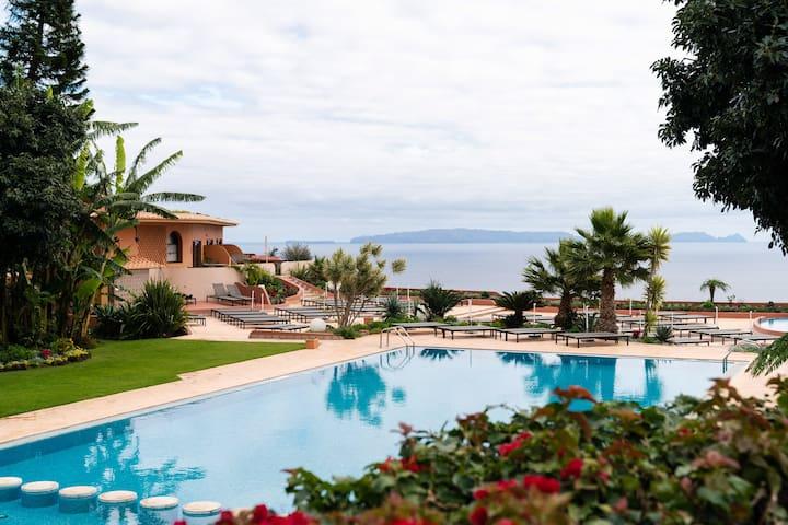 Quinta Splendida Apartamen side sea view
