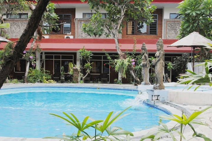 COZY SUITE ROOM @ Central Depasar - Denpasar Timur - Flat