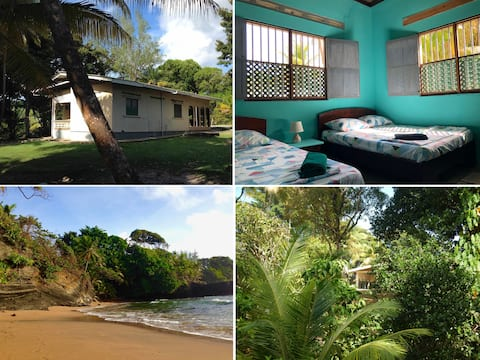 Beach House Balandra with private beach - Room #1