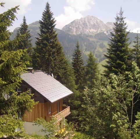 Haus Erika in Sonnenalpe Nassfeld EG