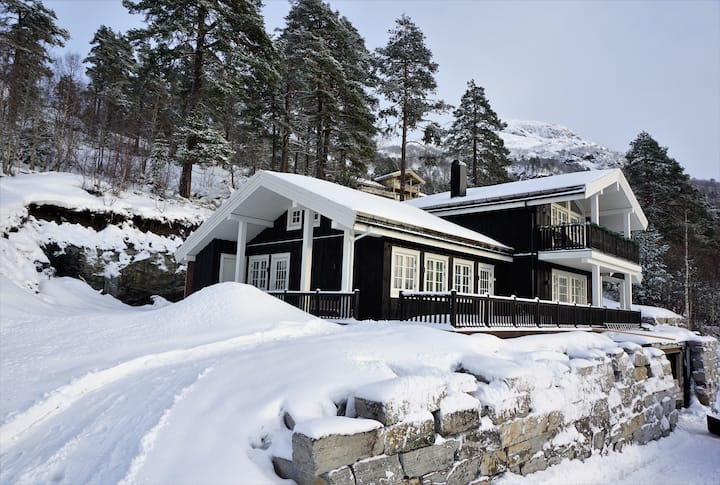 Fantastic high end cottage in Bøanesdsetra Stryn