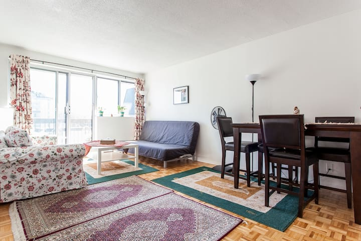 Gorgeous Apt close to Outremont inc indoor parking