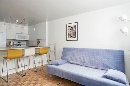The Plush Fish apartment - Montreal