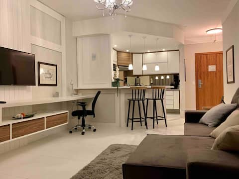 Comfortable One Bedroom Serviced Apartment With AC