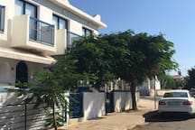 Villa Outside