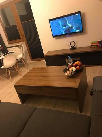 Apartament Rose -Targi Kielce