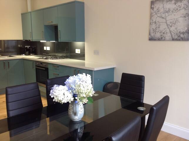 Stunning Town Centre Flat - Dunfermline - Appartamento