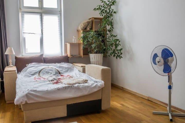 Pokój w sercu Katowic - Katowice - Apartamento