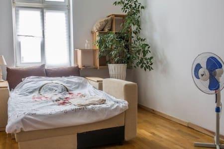Pokój w sercu Katowic - Byt