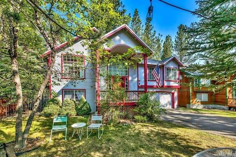 3 Bedroom 2 Bath South Lake Tahoe home